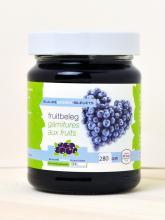 Blauwe Bessen fruitbeleg