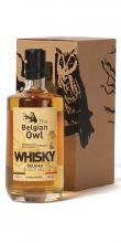 The Belgian Owl Single Malt whisky