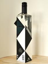 Biercée Gin belgische gin achterkant
