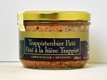 Paté met Trappistenbier 180g