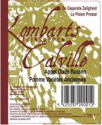 Lombarts Calville appelsap