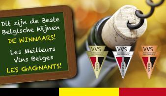 Dit zijn de Beste Belgische Wijnen