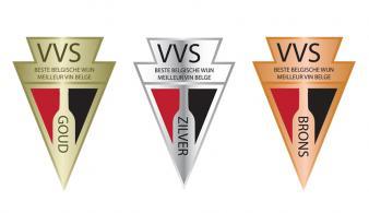 Dit zijn de medailles van Beste Belgische Wijnen
