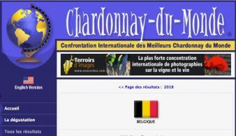 Chardonnay Du Monde resultaten