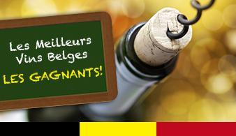 Voici les Meilleurs Vins Belges 2018 !