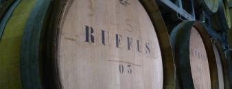 Ruffus wijnvat van Vignoble Des Agaises