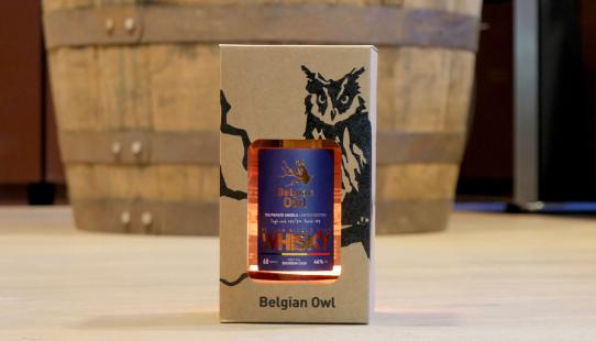 Belartisan single cask whisky i.s.m. The Owl Distillery