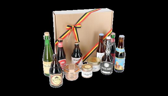 Belgische Bieren & Paté Medium