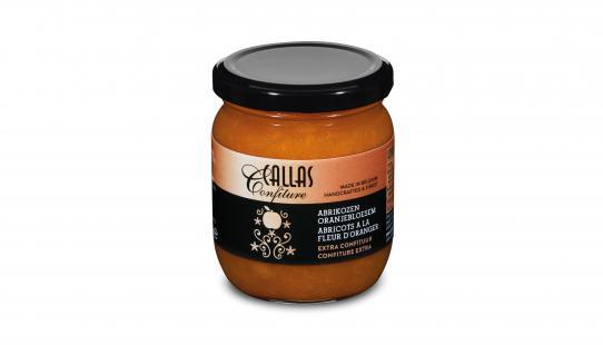 Callas Confiture Abrikozen met Oranjebloesem 250 g