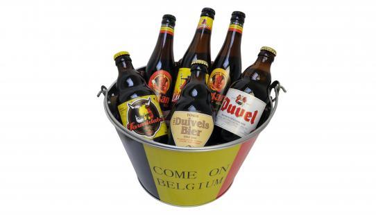 Duivels Bierpakket met Belgische speciaalbieren