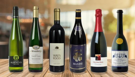Paquet Meilleurs Vins Belges