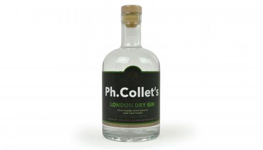 Ph.Collet's London Dry Gin 70 cl