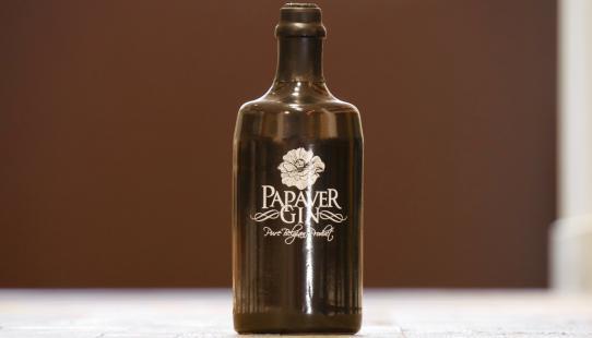 Rubbens Papaver Gin 70 cl in winkel