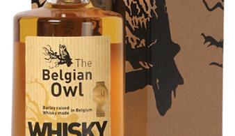 The Belgian Owl Single Malt whisky