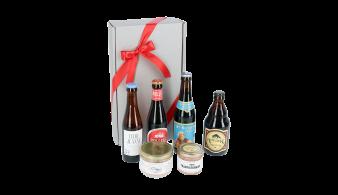 Belgische bieren en paté