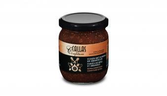Callas Confiture Vijgen met Amandelen en Honing 250 g