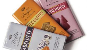 Uniek Trio van Belgische Chocolade