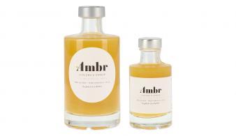 Ambr Curcuma & Ginger - Ghost in a bottle