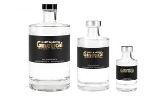 Ginetical Gin Royal Edition - Ghost in a bottle