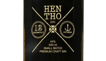 HenTho 12 Belgische gin