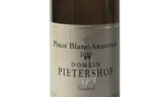 Pinot Blanc-Auxerrois Pietershof