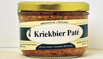 Paté met Kriekbier 180 g