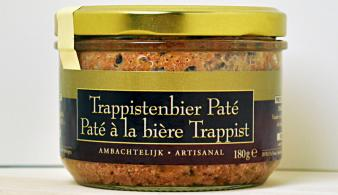 Paté met Trappistenbier 180 g