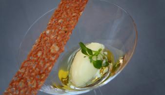 Pittig ijs met Elixir d'Anvers