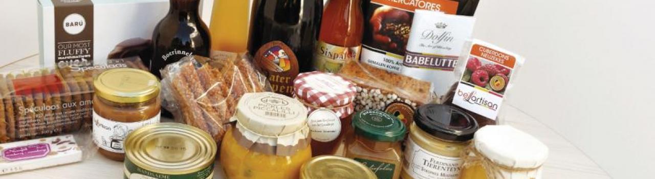 Spécialiste des paniers-cadeaux garnis de produits régionaux